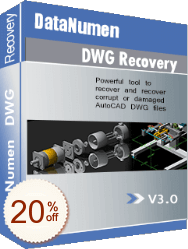 DataNumen DWG Recovery Discount Coupon