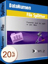 DataNumen File Splitter Discount Coupon