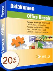 DataNumen Office Repair Discount Coupon