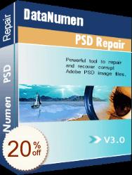DataNumen PSD Repair Discount Coupon