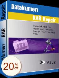DataNumen RAR Repair Discount Coupon