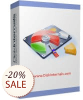 DiskInternals CD & DVD Recovery Shopping & Trial