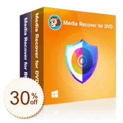 DVDFab Media Recover for DVD & Blu-ray Discount Coupon