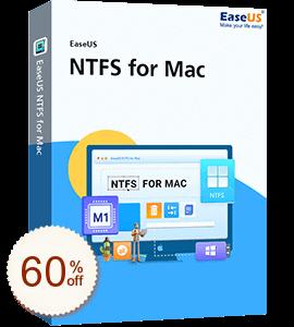 EaseUS NTFS For Mac Discount Coupon
