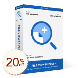 File Viewer Plus Discount Coupon