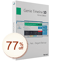 Genie Timeline Home Discount Coupon