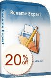 Rename Expert Discount Coupon Code