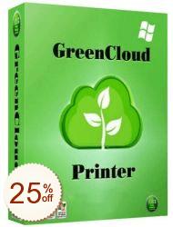 GreenCloud Printer Discount Coupon