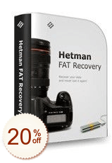 Hetman FAT Recovery Discount Coupon