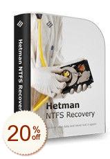 Hetman NTFS Recovery Discount Coupon
