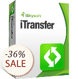 iSkysoft iTransfer Discount Coupon