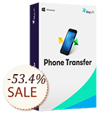 iSkysoft Phone Transfer Discount Coupon