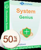 iSunshare System Genius Discount Coupon