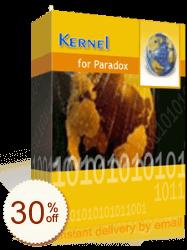 Kernel for Paradox Database Repair Discount Coupon