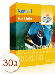Kernel for Solaris Sparc Recovery Discount Coupon