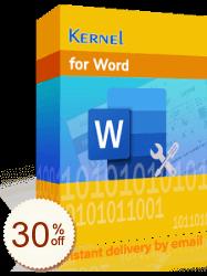 Kernel for Word Repair Discount Coupon