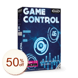 MAGIX Game Control Discount Coupon