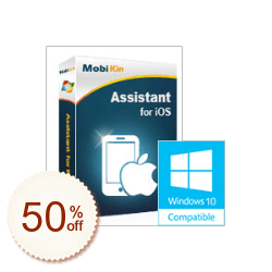 MobiKin Assistant for iOS Discount Coupon