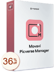 Movavi Photo Manager Discount Coupon