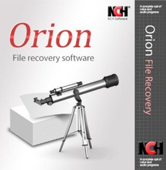 Orion File Recovery Software Discount Coupon