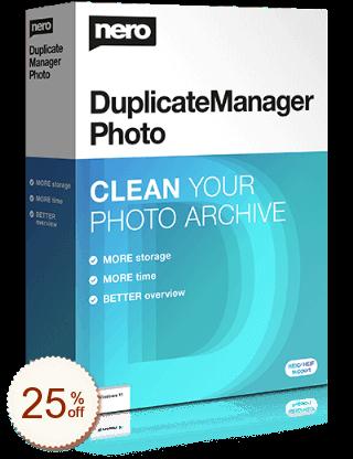 Nero DuplicateManager Photo Shopping & Review