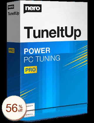 Nero TuneItUp PRO Discount Coupon