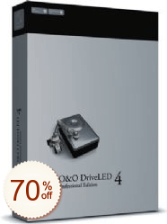 O&O DriveLED Discount Coupon