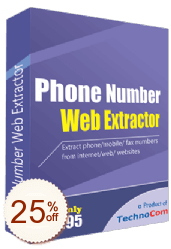 Phone Number Web Extractor Discount Coupon