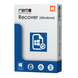 Remo Recover (Windows) Discount Coupon