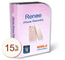 Renee iPhone Data Recovery Discount Coupon