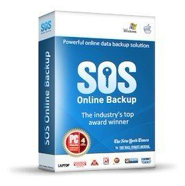 SOS Online Backup Shopping & Trial