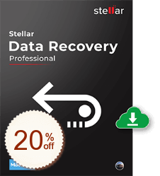 Stellar Data Recovery for Mac Discount Coupon