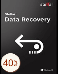 Stellar Data Recovery Discount Coupon