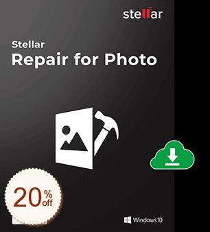 Stellar Repair for Photo Discount Coupon Code