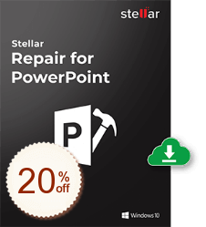 Stellar Repair for PowerPoint Discount Coupon