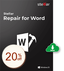 Stellar Repair for Word Discount Coupon