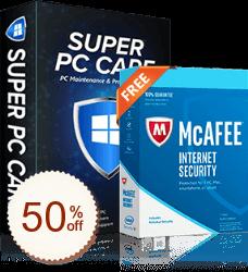 Super PC Care Discount Coupon