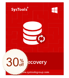 SysTools SQL Recovery Discount Coupon