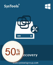 SysTools VMware Recovery Discount Coupon