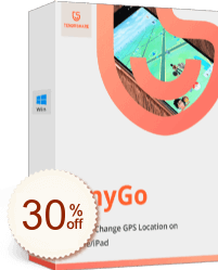 Tenorshare iAnyGo Discount Coupon