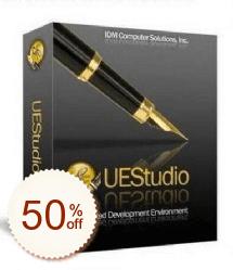 UEStudio Discount Coupon
