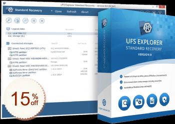 UFS Explorer Standard Recovery Code coupon de réduction