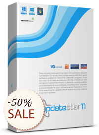 UpdateStar Premium Edition Discount Coupon
