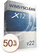 WinSysClean PRO Discount Coupon