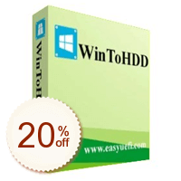 WinToHDD Discount Coupon