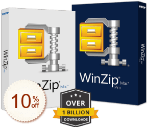 WinZip Mac Edition Shopping & Trial