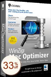 WinZip Mac Optimizer Discount Coupon