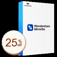 Wondershare MirrorGo Discount Coupon