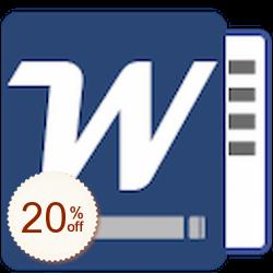 Word Text Replacer Discount Coupon