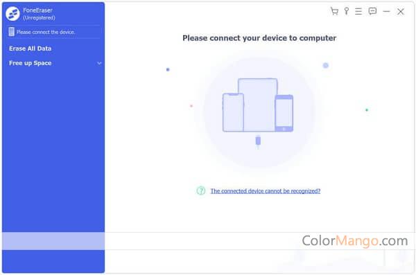 Aiseesoft FoneEraser Screenshot